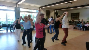Zomerfeest Line Dance 2013
